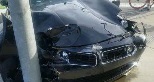 Cashed BMW Z8 Alpina