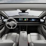 Sony Vision-S electric vehicle