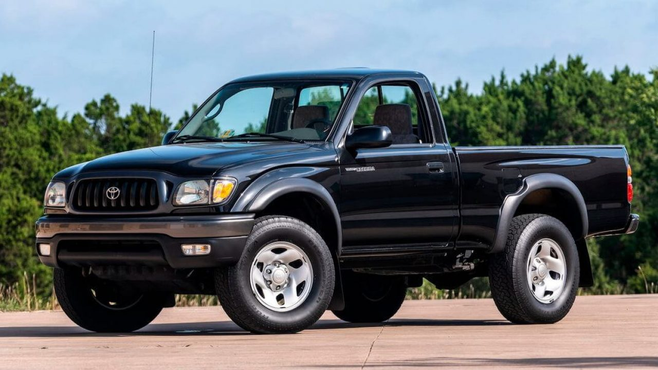 Toyota Tacoma 95 04 1st Generation Everything You Need To Know