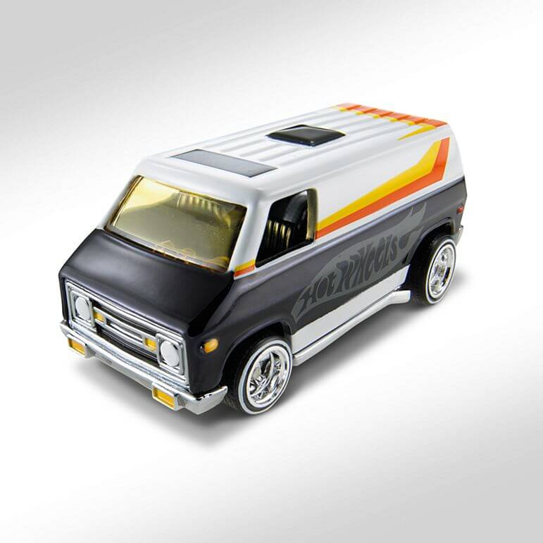 Hot Wheels '70s Van