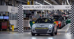 11,000th Cooper Electric Built at Oxford Plant