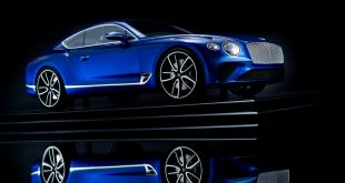 Bentley Continental GT Diecast Model