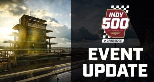 Indy 500 Grand Prix cancelled