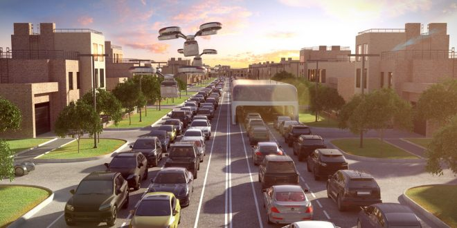 Flying Cars Coming to America