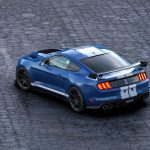 2020 Ford Mustang Shelby GT500 Signature Edition