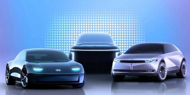 Hyundai Ioniq Lineup