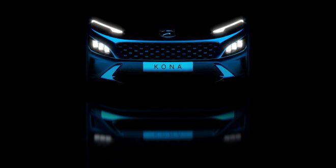 Hyundai Teases New Kona