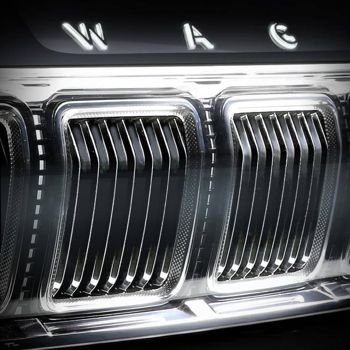 Jeep Grand Wagoneer tease