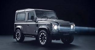 Land Rover Classic Defender
