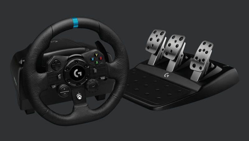 LogitechG G923 Wheel