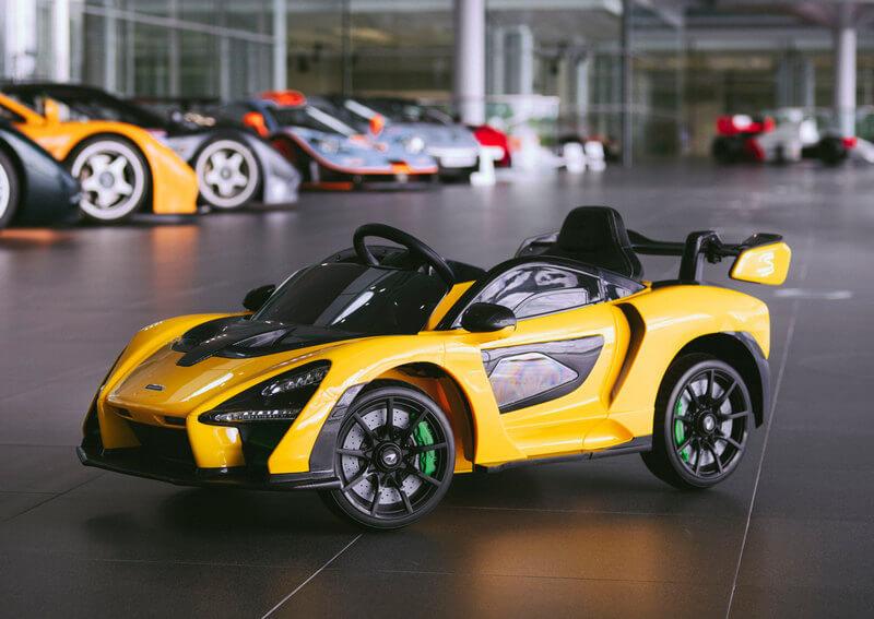 McLaren Senna Ride-On Toy Car
