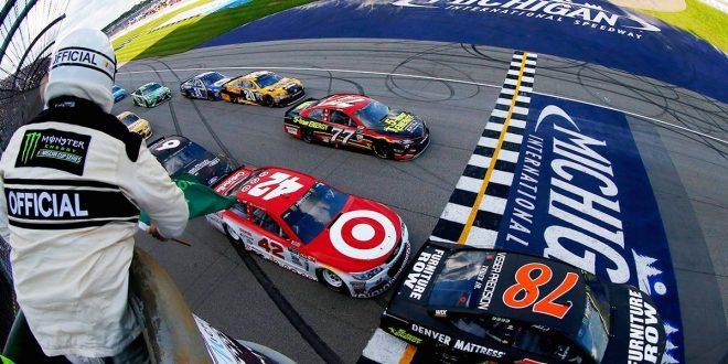 NASCAR Consumer Energy 400 Race