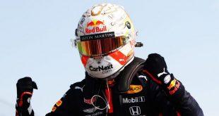 Verstappen wins Silverstone 70th Grand Prix