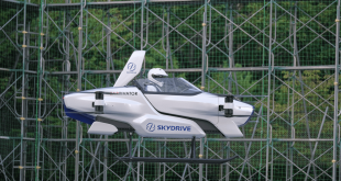 Skydrive Project SD-03 eVTOL