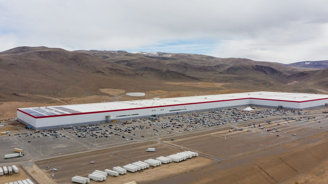 Tesla Increases Battery Production With Investment From Panasonic