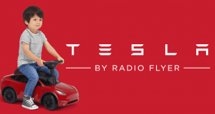Tesla by Radio Flyer
