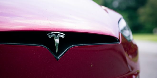 Tesla emblem