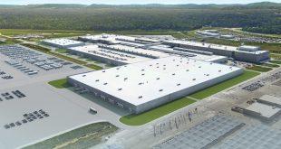 Volkswagen Chattanooga Plant