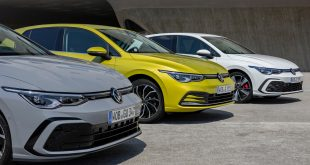 Volkswagen Golf eHybrid and Golf GTE