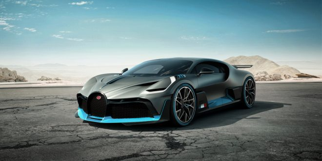 Bugatti Starts Delivering Special Edition Divo to 40 Lucky Owners