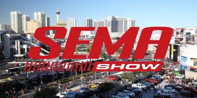 SEMA Show - Las Vegas Convention Center