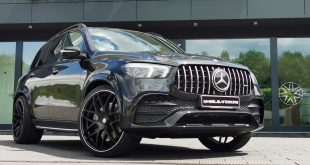 Mercedes-Benz AMG GLE63 Wheelsandmore