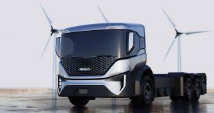 Nikola Refuse EV truck