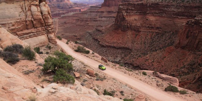 Best Off-Road Trails and Track In the US