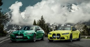 BMW M3 and M4 Sure Are Ugly but Might Be Worth a Ride!