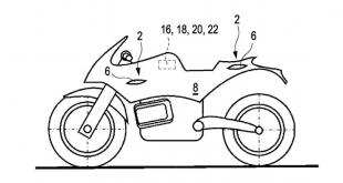 BMW Patents Active Aerodynamics