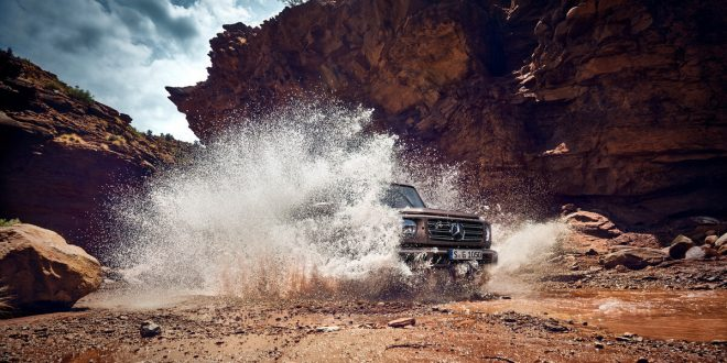 Best off-road SUV