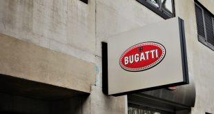 Bugatti emblem