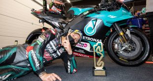 Fabio Quartararo - Petronas SRT Wins Catalan Grand Prix