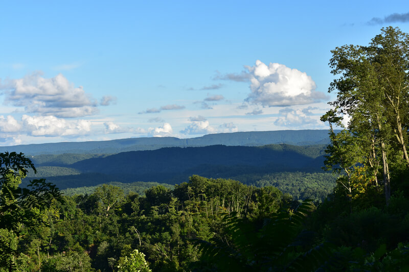 Hatfield-McCoy Dirt Bike Trails, West Virginia