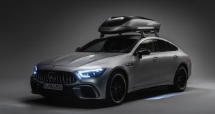 Mercedes-AMG Roof Box