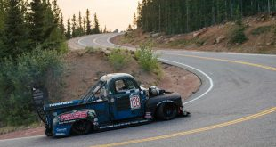 Old Smokey breaks Pikes Peak record