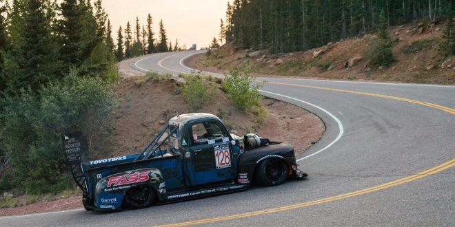 Old Smokey breaks Pikes Peak record