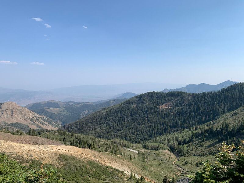 Paiute Dirt Bike Trails System, Central Utah