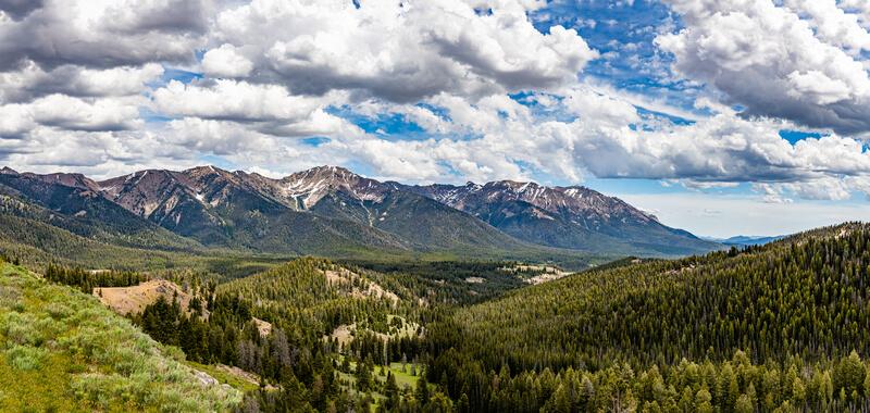 Sawtooth National Forest, Idaho