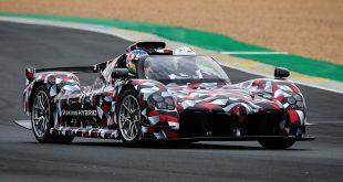 Toyota Debuts the GR Super Sport