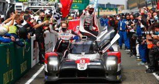 Toyota Gazoo wins Le Mans