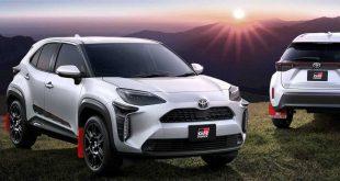 Toyota Yaris Cross by Gazoo Racing
