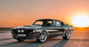 Classic Recreations Shelby GT500CR carbon edition