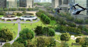 Hyundai flying car at CES 2020