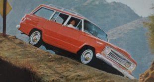 1966 Jeep Wagoneer