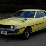 1st-gen 1970 Toyota Celica