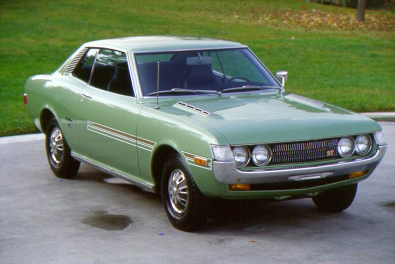 1st-gen 1971 Celica