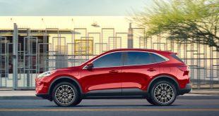 2020 Ford Escape PHEV
