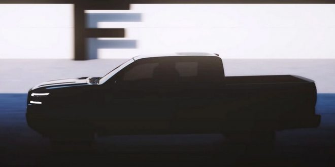 2021 Nissan Frontier Teaser