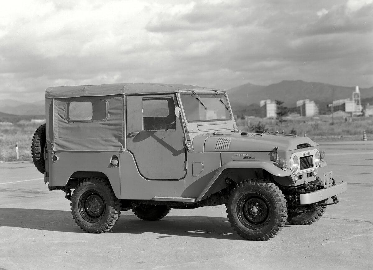 3rd-gen 1961 Land_Cruiser
